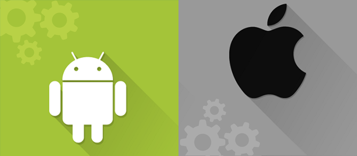 Cognizance of Android and iOS