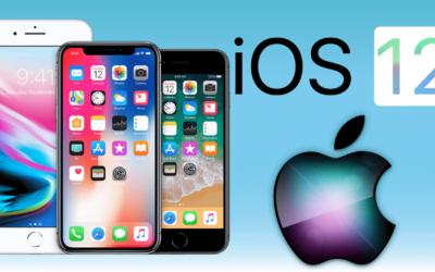 iOS 12 Update