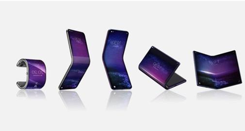 Foldable Phones